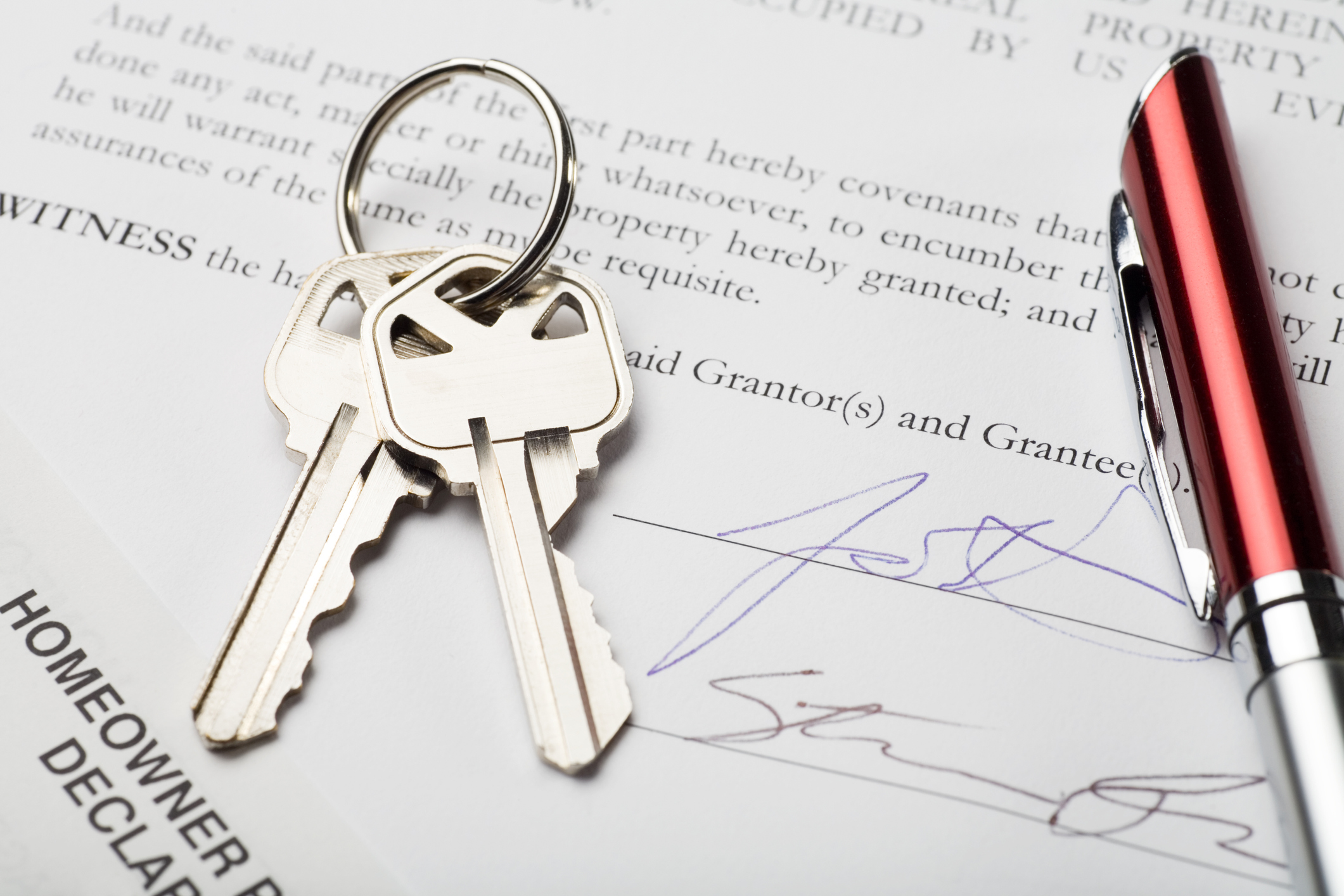 Klosinski Overstreet discusses the importance of including contingencies in real estate contracts.